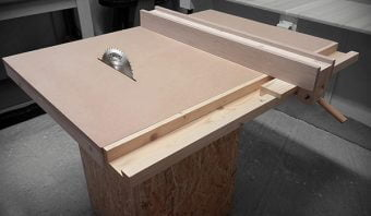 Mr. Stratako's Table Saw Fence Video Tutorial