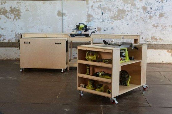 Ana White's Ultimate Workbench Plans
