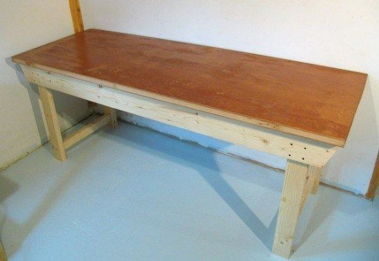 Easy to Build Workbench DIY Tutorial