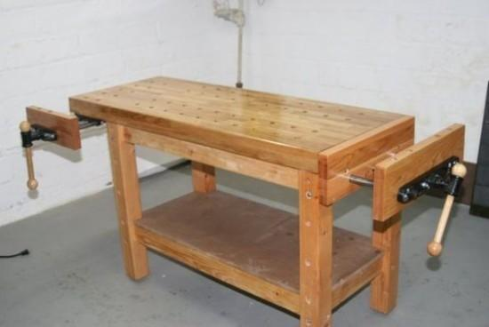 Traditional Workbench DIY Guide