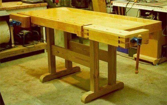 How To Build a Traditional Workbench Tutorial