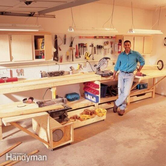 DIY Modular Workbench with Amazing Features Guide