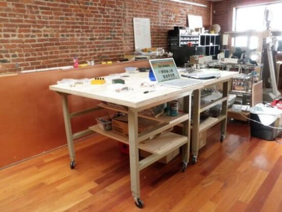 Simple & Modular Workbench Guide