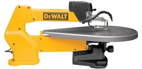 DeWalt DW788 20-Inch Variable Speed Scroll Saw