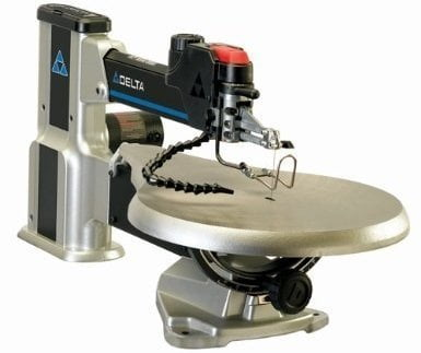 Delta 40-694 20 Inch Variable Speed Scroll Saw
