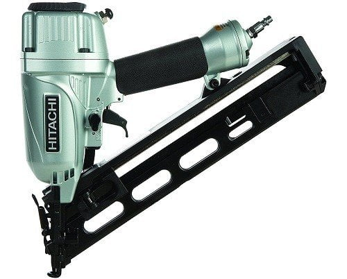 Hitachi NT65MA4 15-Gauge Angled Finish Nailer