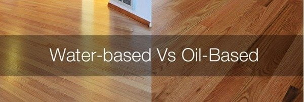 Oil-Based Stain or Water Based Deck Stain