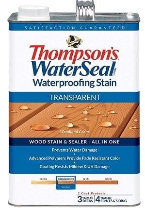 Thompson S Water Seal Natural Cedar