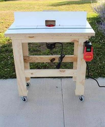 Free DIY 21-Page Router Table Tutorial