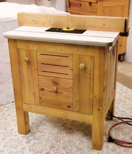 Deluxe Router Table DIY Tutorial