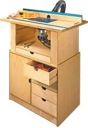 42 free diy router table plans you can build yourself shopnotes quick easy router table plans greentooth Image collections