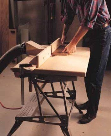 Free Compact Router Table Top DIY Guide