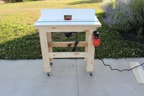 Simple & Nice Router Table DIY Guide