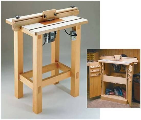 Elegant Router Table DIY Guide