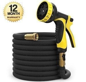 GREENTEC USA Expandable Garden Hose