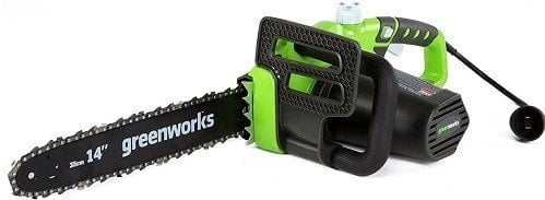 Greenworks 20222 Corded Electric Chainsaw