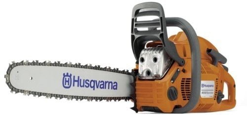 Husqvarna 455 Rancher 20-Inch 55-1/2cc 2-Stroke Gas-Powered Chainsaw
