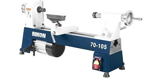 Rikon 70-105 10x18 1/2 HP Mini Lathe