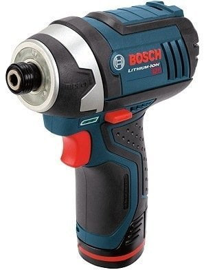 Bosch PS41-2A 12V Max Lithium-Ion 1/4-Inch Hex Impact Driver Kit