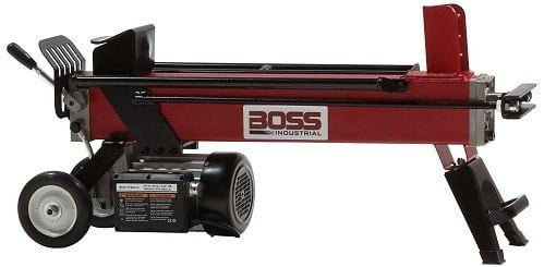 Boss Industrial EC5T20 Electric Log Splitter