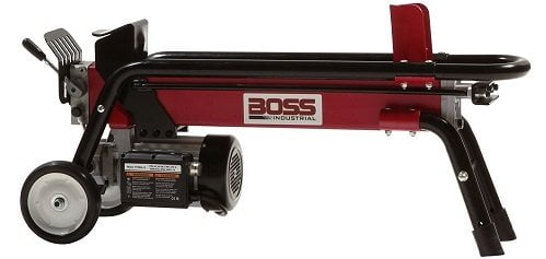 Boss Industrial ES7T20 Electric Log Splitter​
