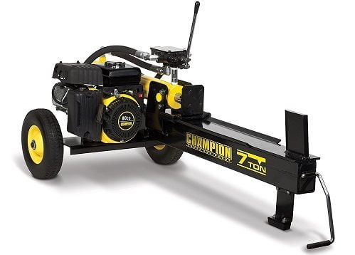 Champion Power Equipment Compact Horizontal Gas Log Splitter