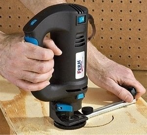 Cut-Out Rotary Tools