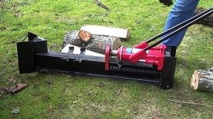 Manual Log Splitters