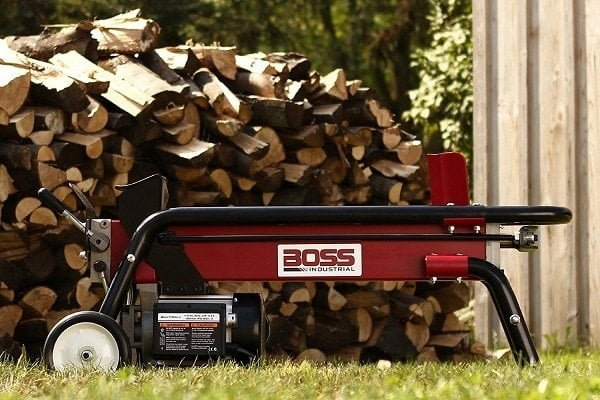 Safety Tips When Using Log Splitters