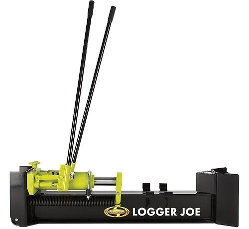 Snow Joe Sun Joe LJ10M Hydraulic Manual Log Splitter​
