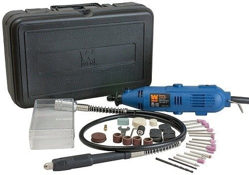 Wen 2305 Rotary Tool With Flex Shaft
