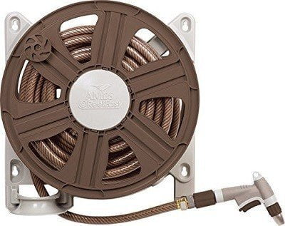 AMES NeverLeak 2388340 Side Mount Hose Reel