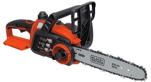 Black & Decker LCS1020 Battery Chainsaw