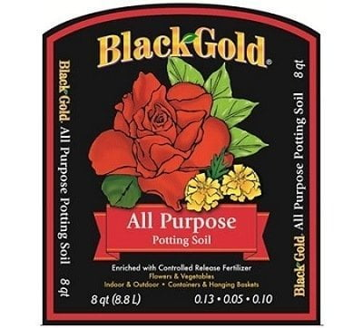 Black Gold 1310102 8-Quart All Purpose Potting Soil with Control  sc 1 st  Woodworking Toolkit & 10 Best Potting Soils \u2013 Reviews and Buying Guide