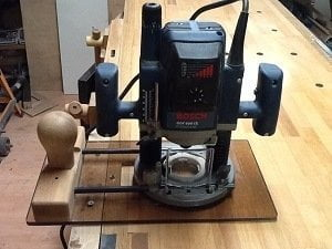 Combination Base Router