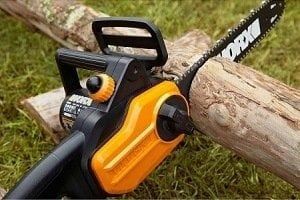 Corded-Electric Chainsaw