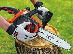Cordless-Electric Chainsaws