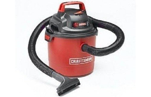 Craftsman Wall Mount Wet Dry Shop Vac