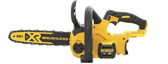 DeWalt DCCS620B Compact Battery Chainsaw