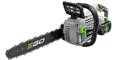 EGO Power+ 56V Lithium Battery Chainsaw