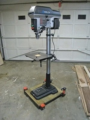 Floor Drill Press