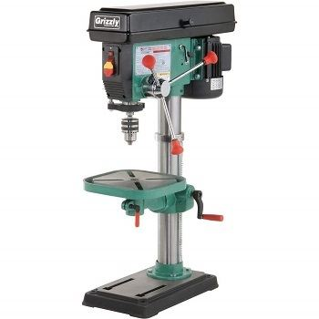 Grizzly G7943 Heavy-Duty Benchtop Drill Press