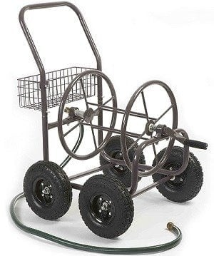 Liberty Garden Products 871-1 Garden Hose Reel Cart