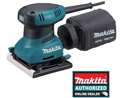 Best Palm Sander: Makita B00171JEE4