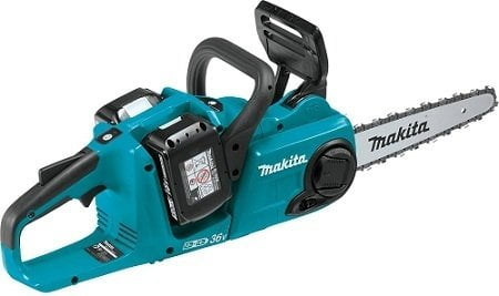 Makita XCU03PT1 Battery Chainsaw