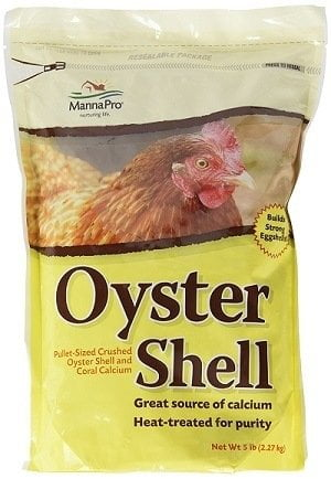 Manna Pro Oyster Shell Chicken Feed