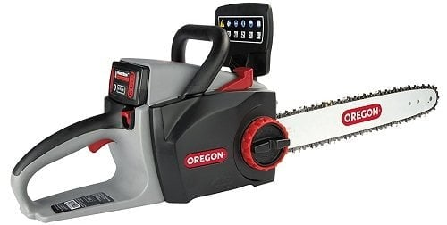 Oregon CS300-A6 Battery Chainsaw