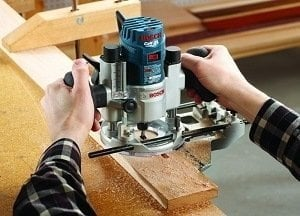 Plunge Base Router