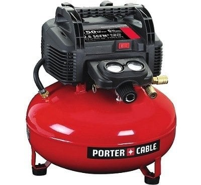Porter-Cable C2002 Oil-Free Portable Air Compressor