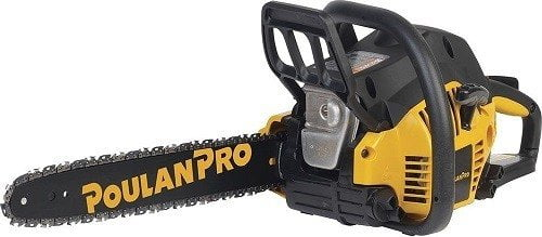 Poulan Pro PP3816A Chainsaw With Case